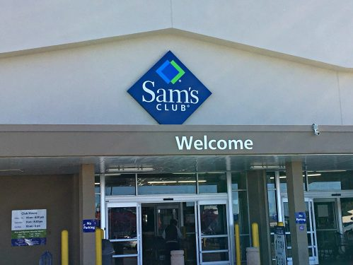 Traveling with Autism- Sam's Club Caregivers!