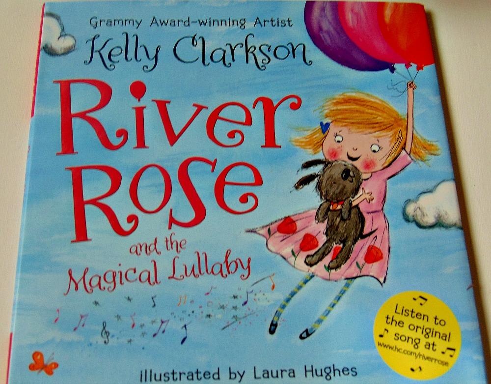Kelly Clarkson- River Rose Children's Book