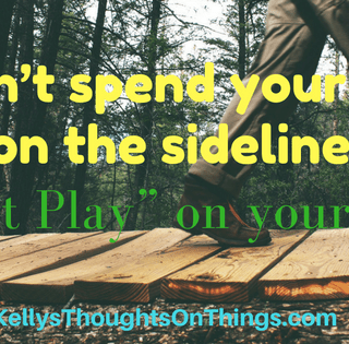 When Your Hip or Knees Hurt- Time To Hit Play