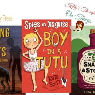 Three Great Books for Boys and Girls from Sky Pony Press
