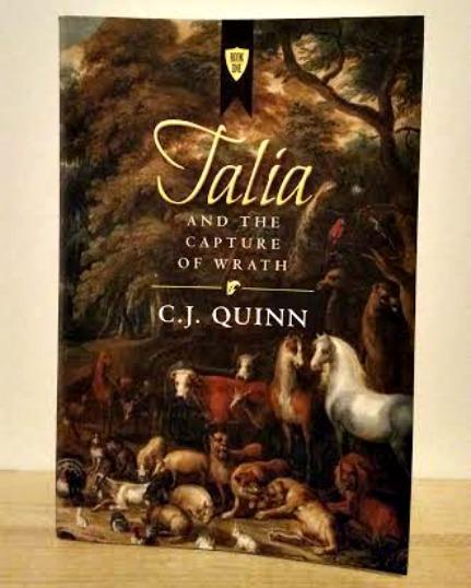 Talia CJ Quinn Book