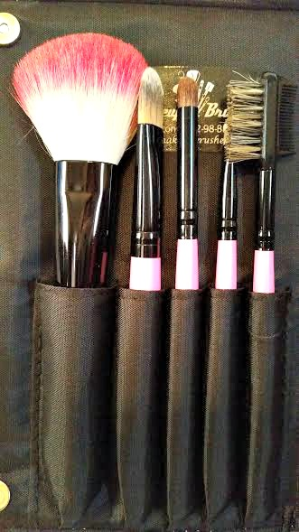 My Makeup Brushes set