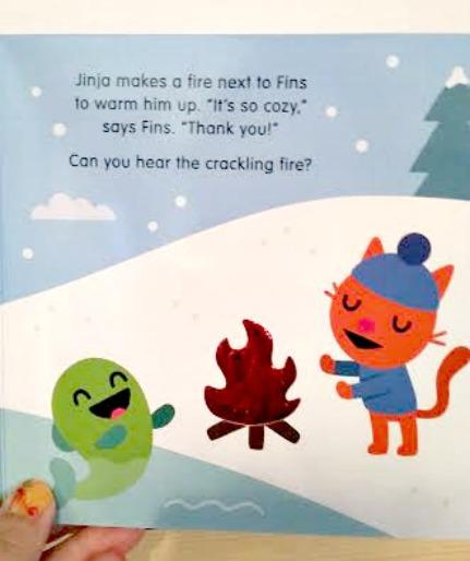 Cozy Christmas Fire Simon & Schuster