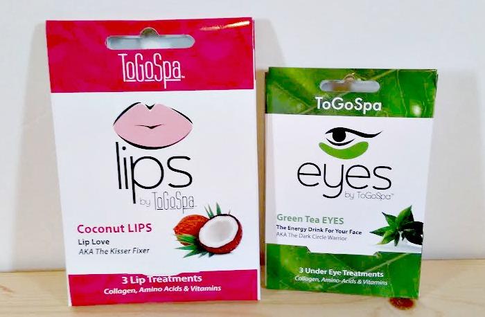 ToGoSpa™ EYES and LIPS