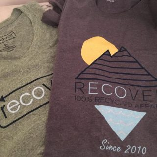 Recover Shirts for Sports and Adventure are just what you need!