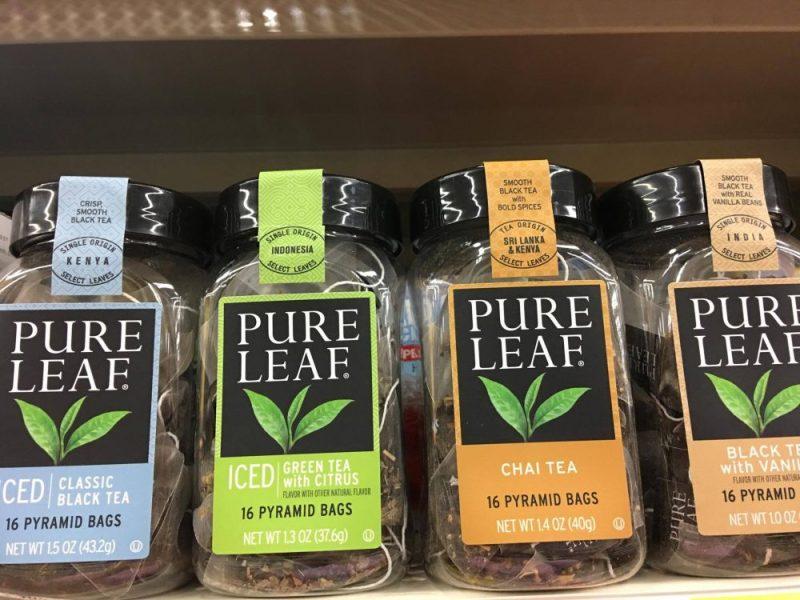 Choose Pure Leaf—it's True Brew at Kroger #BrewPureLeaf