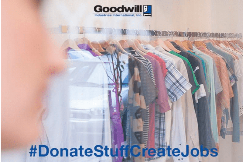 Goodwill Give Back Box