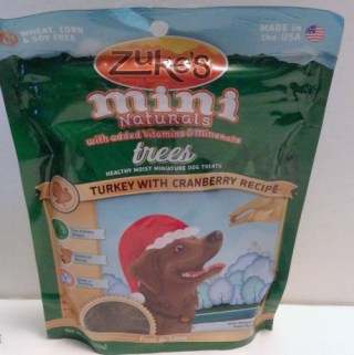 Don't Forget Your Puppy During The Holidays With Mini Naturals Trees