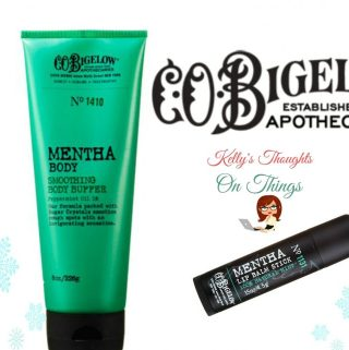 C.O. Bigelow Bathes Your Body and Lips in Peppermint