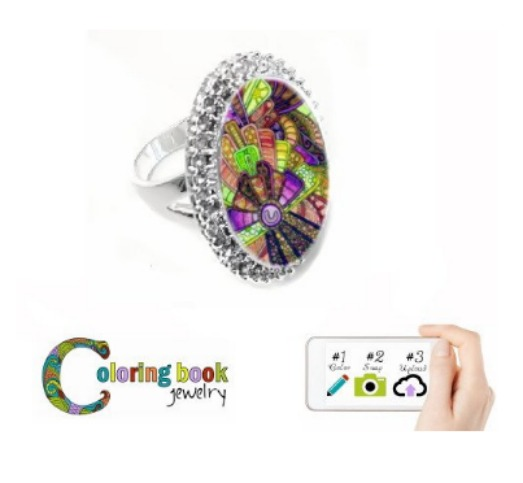 coloring jewelry 3