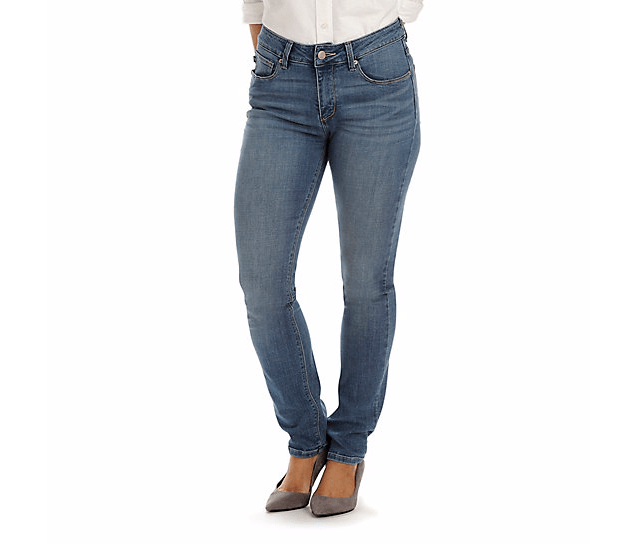 Lee Jeans are a GIRLS BEST FRIEND