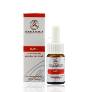 Fight the FLU with IMM Topical Essential oil #winter