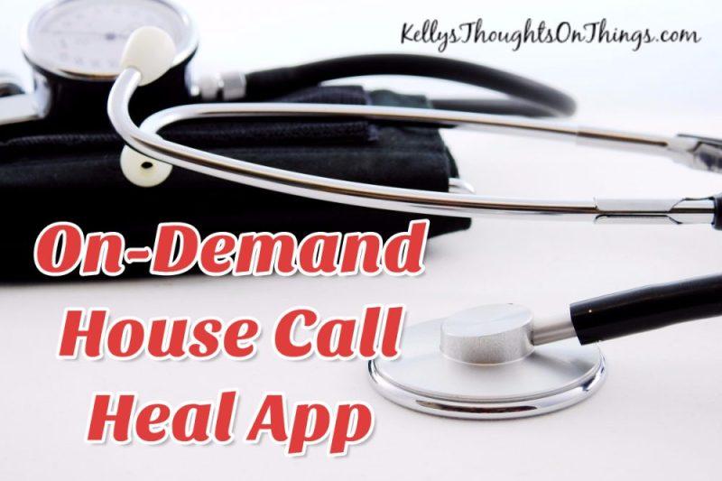 On-Demand Doctor House Call- Heal App