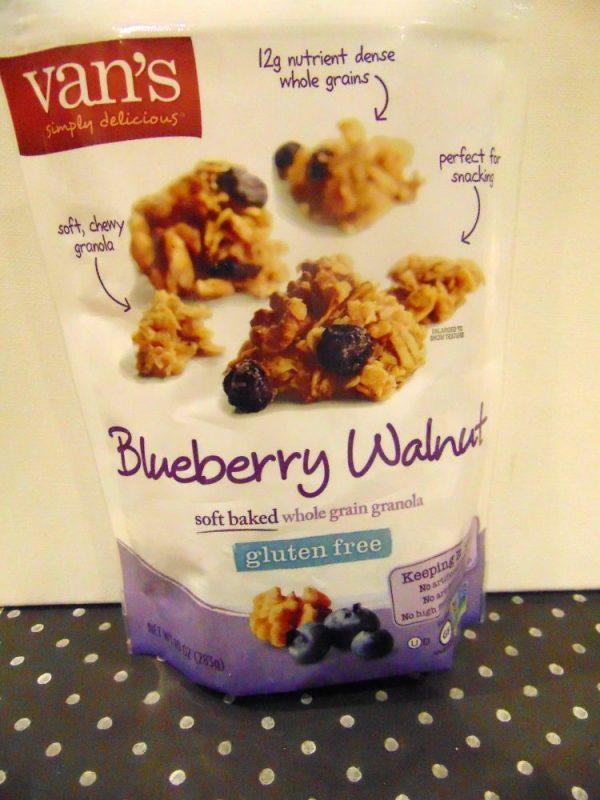 Yogurt-Granola Parfait with Berries