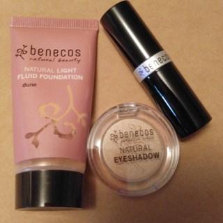 Be Natural! Be Beautiful With Benecos Natural Makeup!