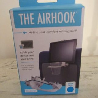 Make Air Travel Easier With The Airhook