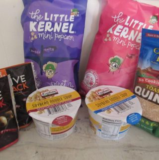 Celebrate National Snack Food Month with Healthy Snacks