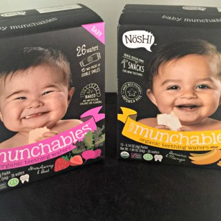 Easy Snacks on the Go for Baby