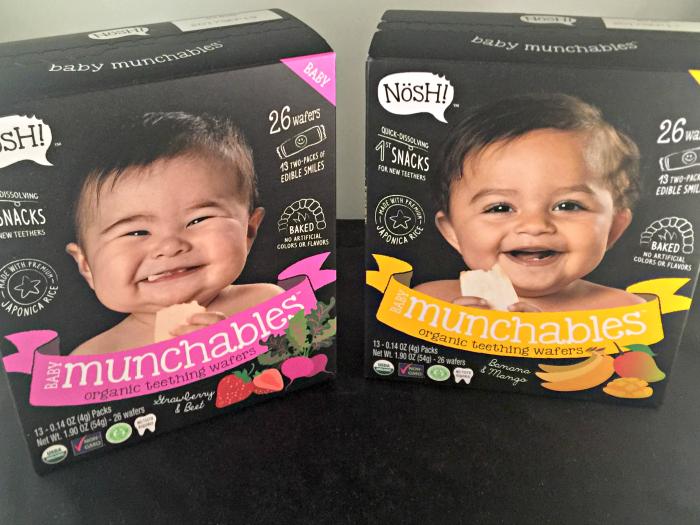 Munchables Snacks on the Go