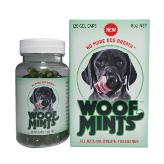Give Your Furry Valentine Minty Fresh Breath and a Coat that Smells Fresh