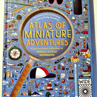 Atlas of Miniature Adventures Explores Seven Continent Maps