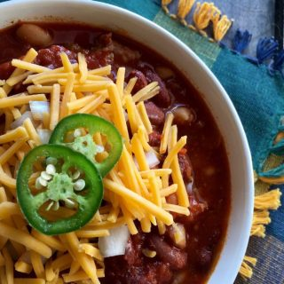 Spicy Slow Cooker Chili Recipe