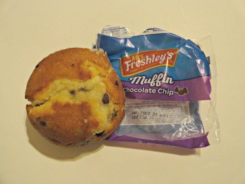 Muffins mrs freshleys smile
