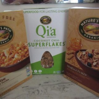 Nature's Path Cereals Are Naturally Good Tasting