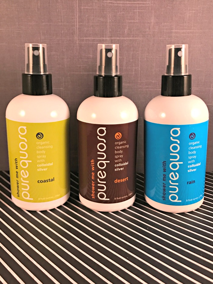 Purequosa - great shower alternatives