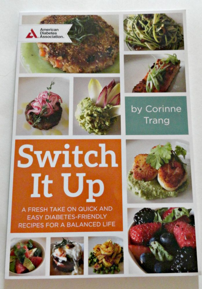 switch it up diabetes cookbook