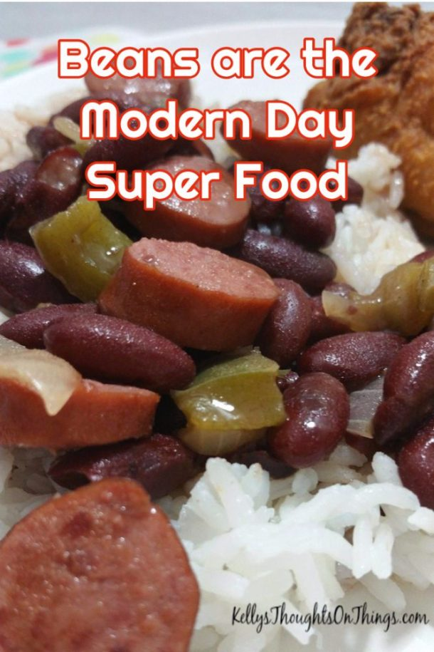 5 Reasons Why Beans are the Modern Day Super Food