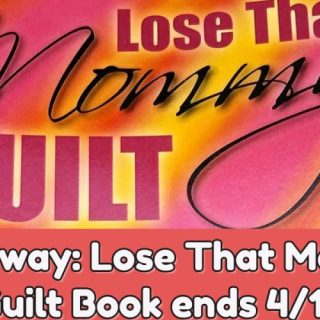GIVEAWAY: Lose That Mommy Guilt Book