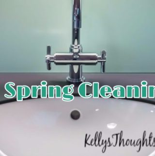 No Fail Spring Cleaning Products & Checklist