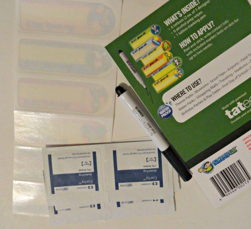 safetytat kit