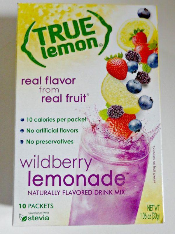 wildberry true lemon
