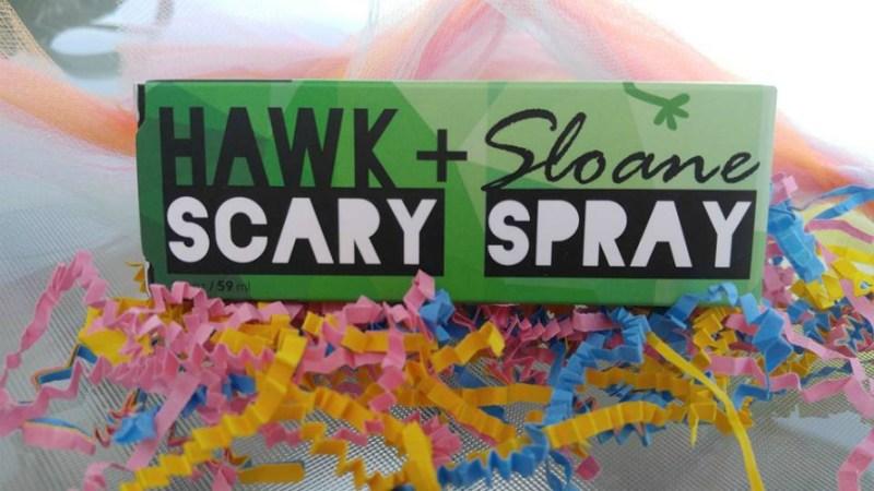 Hawk and Sloane