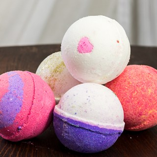 The Ladies Love Bath Bombs