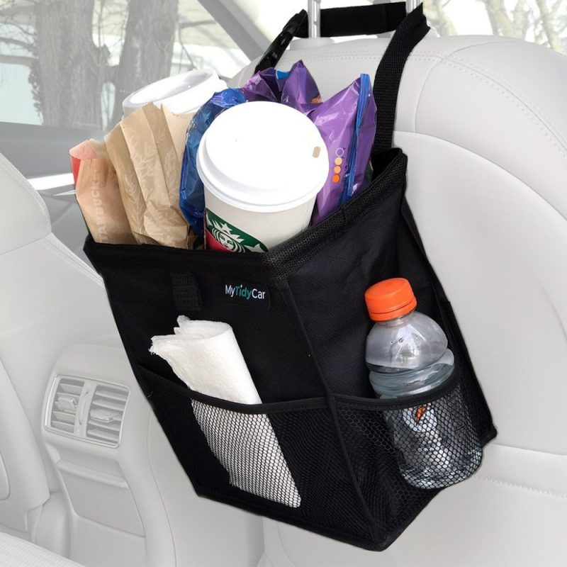 5 Tips For Keeping The Car Nice and Tidy with MyTidyCar Trash Can