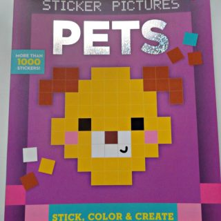Sticker Pictures Takes Coloring to a Whole New Level