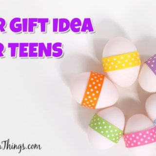Easter Gift Idea For TEENS (Plus Giveaway)  #foodlion5off