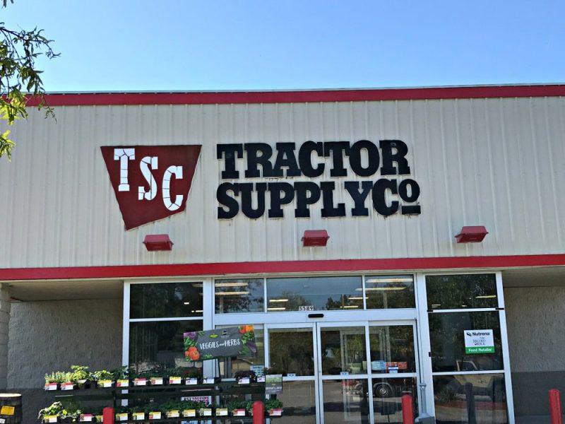 Brandi's Visit to Tractor Supply Co #TractorSupply