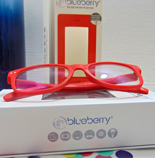 Protect Your Eyes From Blue Light With Blueberry Glasses