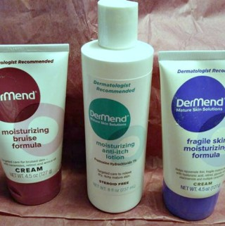 Add DerMend Mature Skin Solutions To Your Daily Regimen