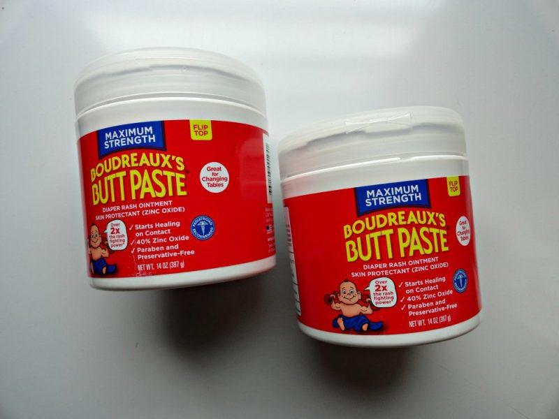 Kick rash paste