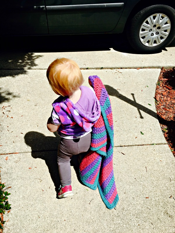 The Journey of the BLANKY- Lysol® Laundry Sanitizer