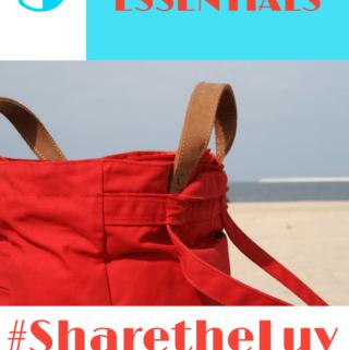5 Diaper Bag Essentials for the BEACH!