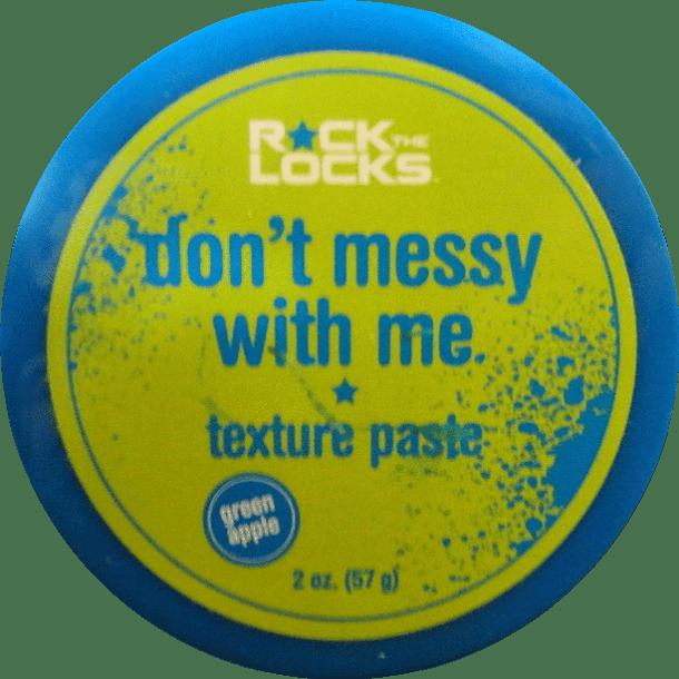 rock the locks texture paste