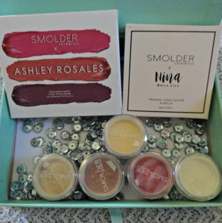 Bring Out Your Inner Glam Goddess With Smolder Cosmetics