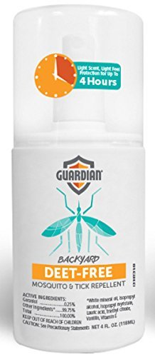 Backyard Deet-Free Guardian
