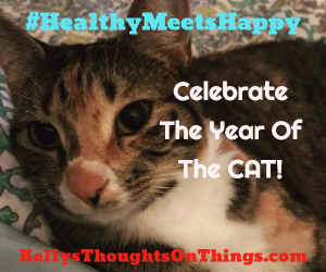 Celebrating The Year Of The Cat #HappyMeetsHealthy